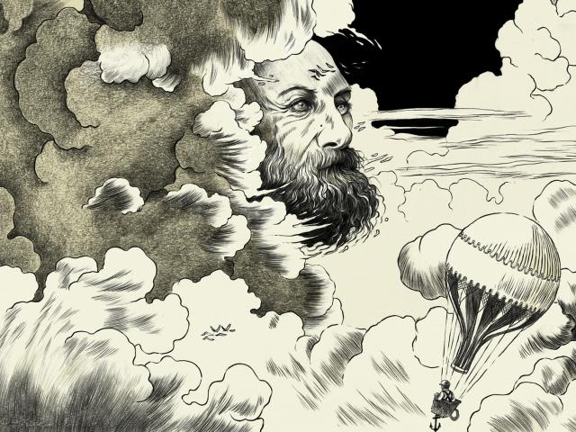 Scopri i Grandi Scrittori Selvaggi in libertà: Jules Verne
