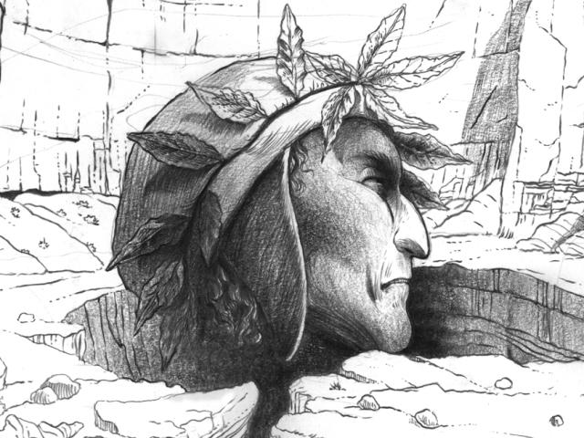 Scopri i Grandi Scrittori Selvaggi in Libertà: Dante Alighieri