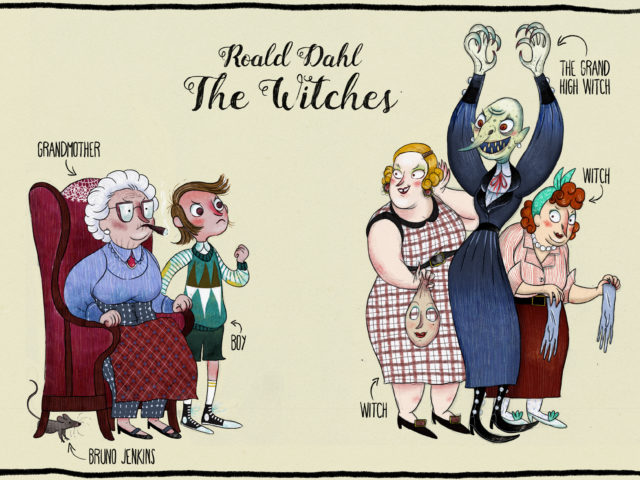 The Witches – Roald Dahl
