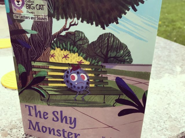The Shy Monster / Kathy Webb / Harper Collins